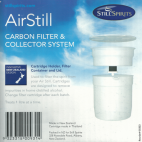 Air Still Carbon Filter and Collector System