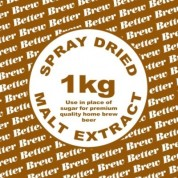 Dried Malt Extract 1Kg