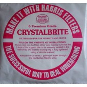 Crystalbrite Filter Pads