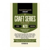 Mangrove Jacks Craft Series Yeast Bavarian Wheat M20