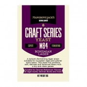 Mangrove Jacks Craft Series Yeast Bohemia Lager M84