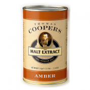 Coopers Liqued Malt Extract 1_5Kg Amber