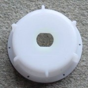 2 inch Barrel Cap with Hole