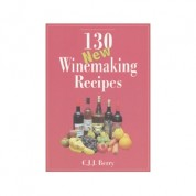 130 New Wine Making Recipies