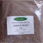 Amber Malt 500g Crushed