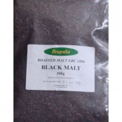 Black Malt 500g Crushed
