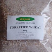 Torrified Wheat 500g Crushed