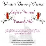 Surfers Reward Cornish Ale