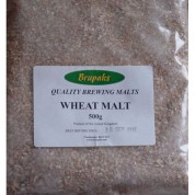 Pale Wheat Malt 500g Crushed