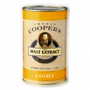 Coopers Liqued Malt Extract 1_5Kg Light