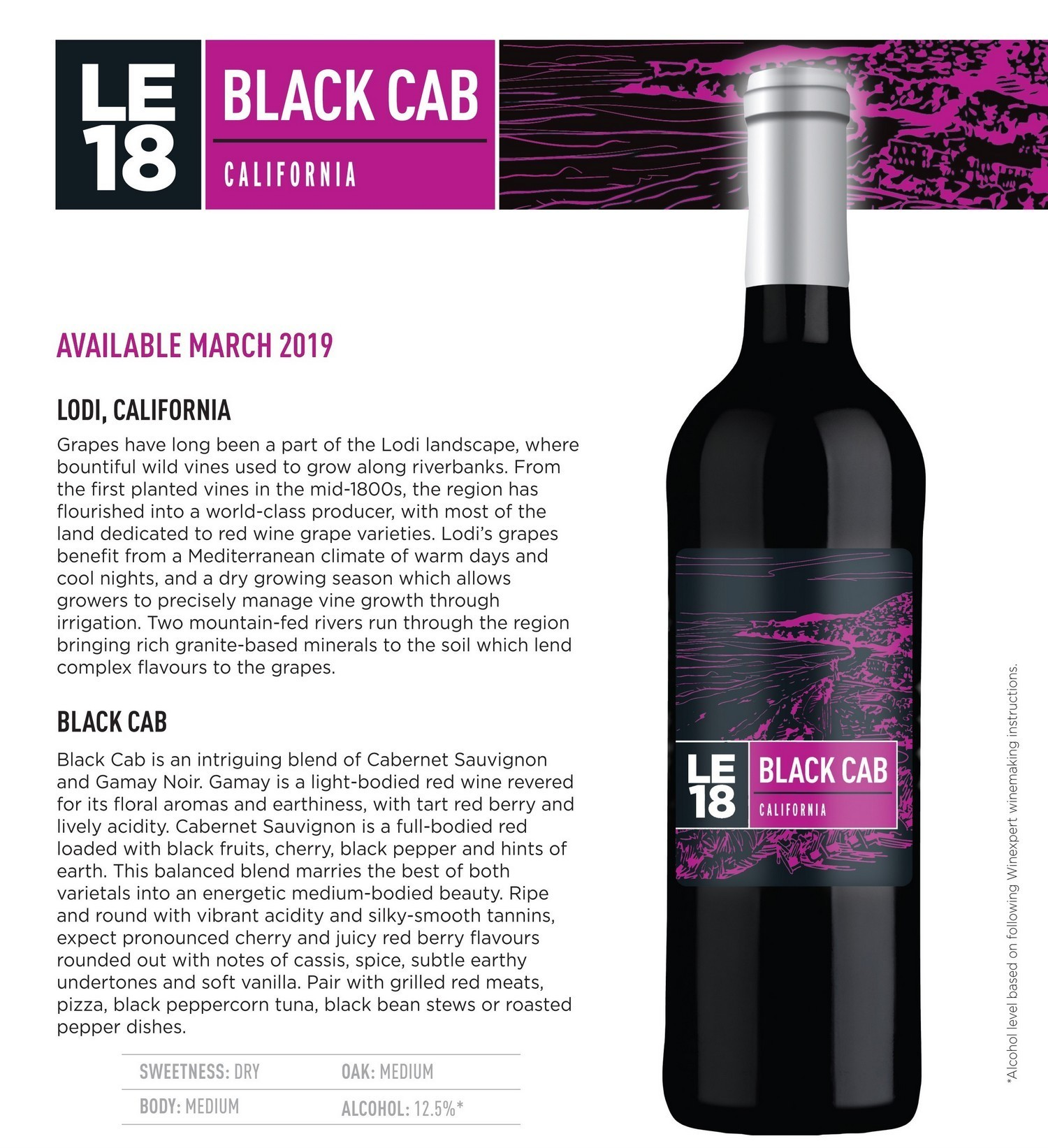 Limited Editions 18 Black Cab California