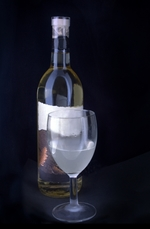 Homemade White Wine